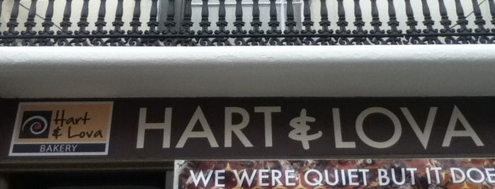Hart & Lova is one of Sweets - LDN.