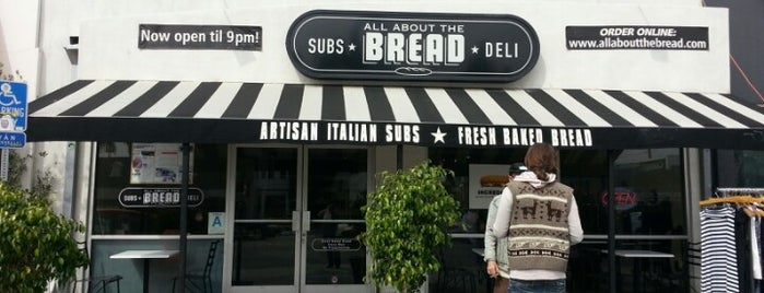 All About The Bread is one of Favorite L.A. Spots.