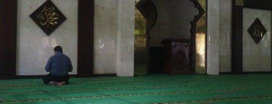Masjid Junudurrahmah is one of Iyanさんのお気に入りスポット.
