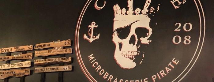 Corsaire Microbrasserie Salle Degustation is one of Microbrasseries Québec.