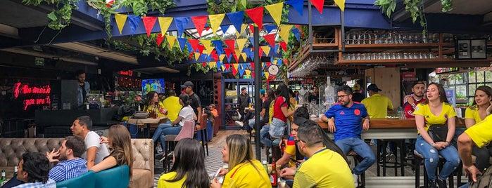 Bungalow is one of Santiago : понравившиеся места.