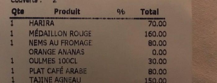 Café Arabe is one of Locais curtidos por Claudio.