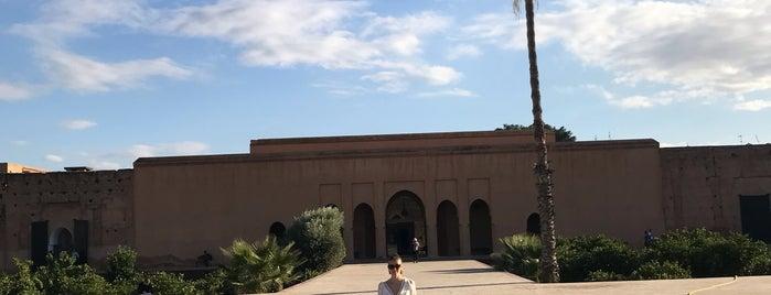 Palais El Badii is one of Locais curtidos por Claudio.