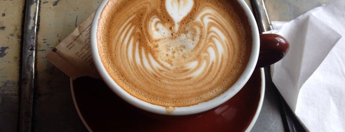 Stumptown Coffee Roasters is one of Where To Eat Around SearchFest 2015.