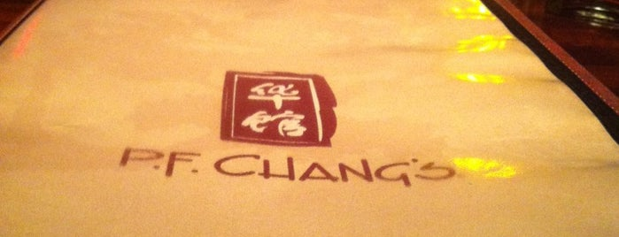 P.F. Chang's is one of Boston 2018/19.