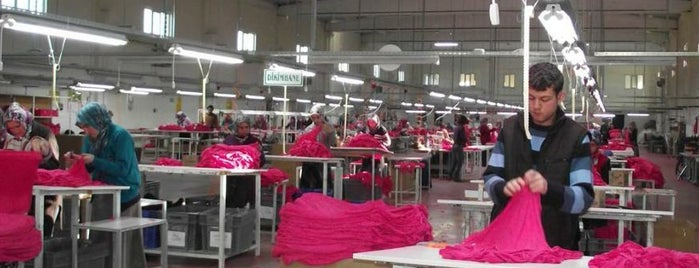 Dost Tekstil is one of DENİZLİ BÖLGESİ, TEKSTİL&KONFEKSİYON İMALATÇILARI.