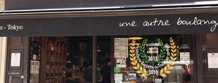 Le Grenier à Pain is one of Paris ❤️.