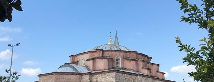 Küçük Ayasofya is one of İstanbul Mahalle 2.