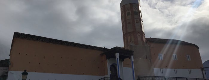 Grande Mosquée is one of Morocco 🇲🇦.