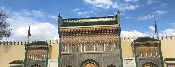 Palais Royal (Dar el-Makhzen) is one of Marruecos.