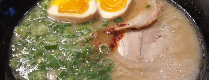 Horin Ramen + Sake is one of Orte, die Michelle gefallen.