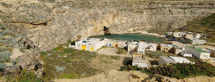 Blue Hole is one of VISITAR Malta.