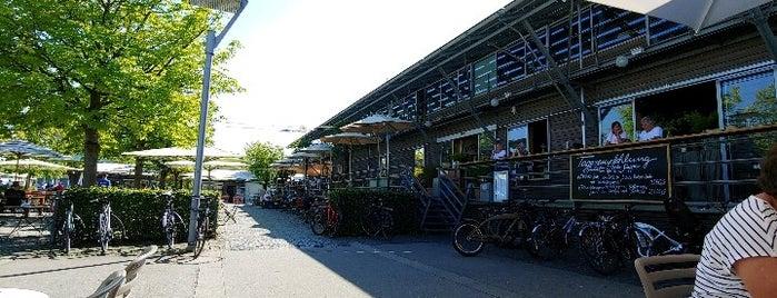 Biergarten Hafenhalle is one of Adam: сохраненные места.