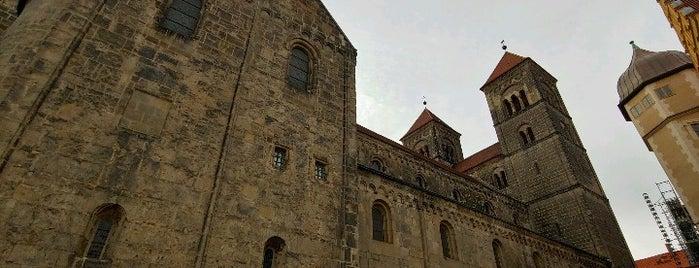 Schloss Quedlinburg is one of Mil e Uma Viagens : понравившиеся места.