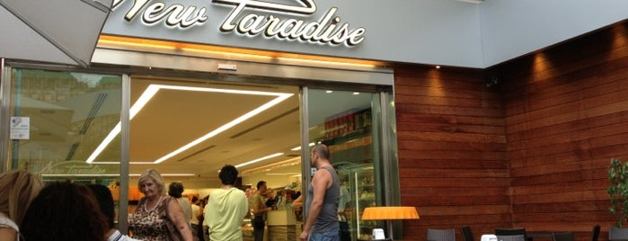 New Paradise is one of Gelaterie.
