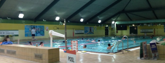 Better Highbury Pool & Fitness Centre is one of GLL Leisure Centres, Gyms, Pools.