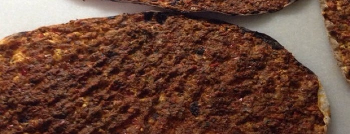 Mustafalar Lahmacun ve Pide is one of Posti salvati di Ibrahim.