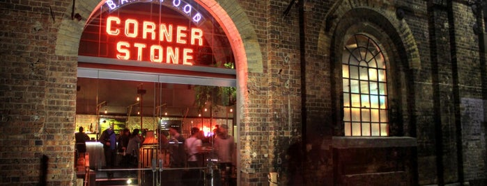 Cornerstone Bar and Food is one of Sydney.