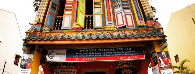 Little India is one of Singapore: business while travelling.