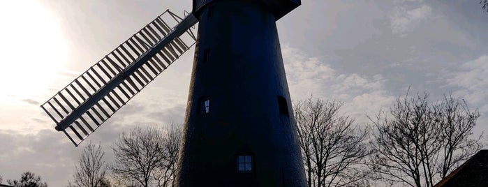 Brixton Windmill is one of London.