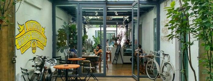 C5café is one of Coffee & Café in Beijing.