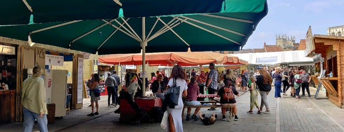 Shambles Market is one of Jessica : понравившиеся места.
