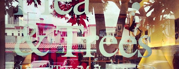 Flea & Trees is one of Singapore | Shops & Destinations.