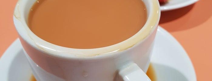 海南街老咖啡 Hylam Street Old Coffee is one of Bさんのお気に入りスポット.