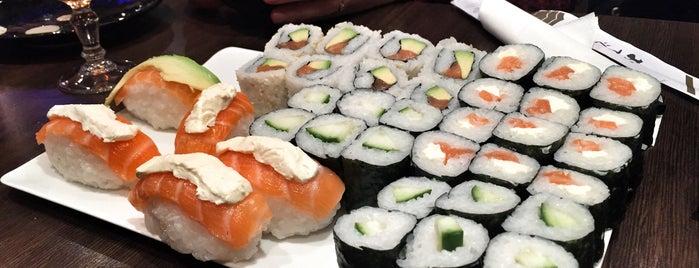 Lune Sushi is one of Les endroits où manger et boire dans Courbevoie.