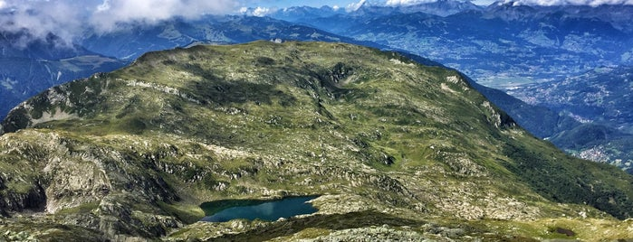Lac Du Brevent is one of Wild.