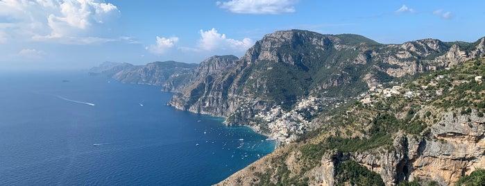 Sendero de los Dioses is one of Positano & Amalfi.