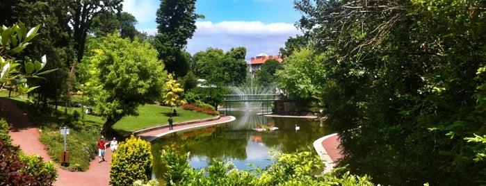 Jardin Lecoq is one of França.