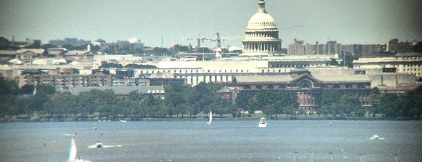 Woodrow Wilson Bridge Pedestrian Trail is one of DC.