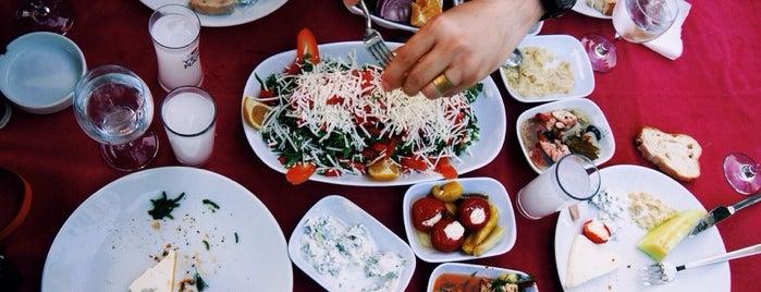 Balıkçı Kemal'in Yeri is one of İstanbul Yeme&İçme Rehberi - 6.