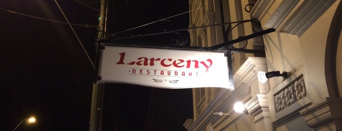 Larceny is one of Gluten-free and delicious..