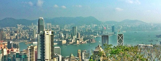 Victoria Peak is one of Hong Kong.
