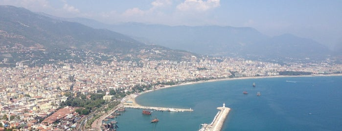Alanya Kalesi is one of Antalya.