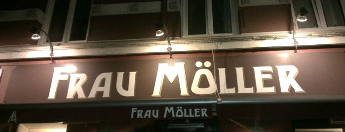 Frau Möller is one of Hamburg.