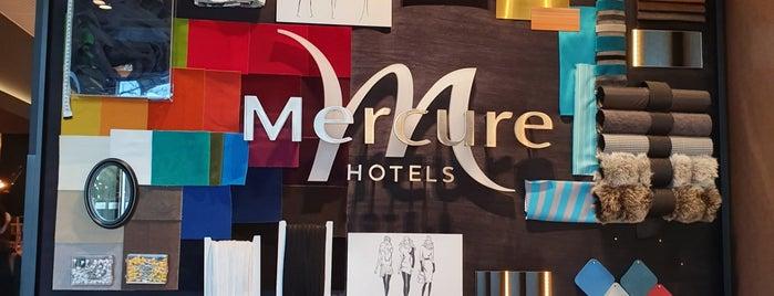 Mercure Hotel Wittenbergplatz is one of Orte, die Walter gefallen.