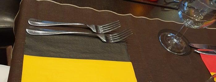 Le Chou de Bruxelles is one of Best Restaurants of Brussels.