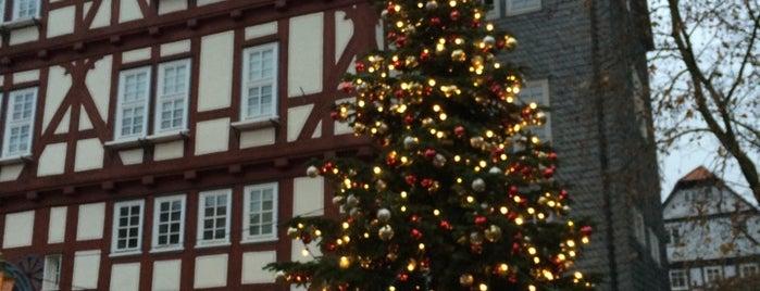 Weihnachtsmarkt Melsungen is one of Weihnachtsmärkte 2.