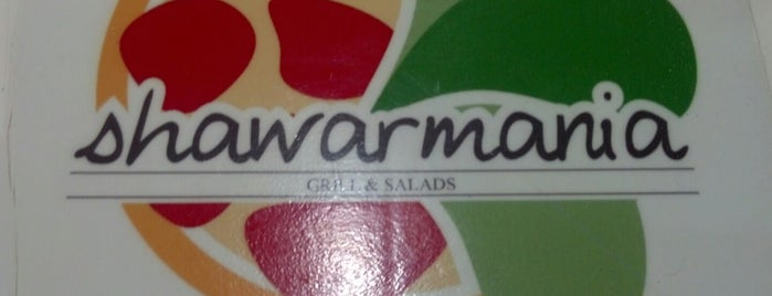 Shawarmania is one of Loose.