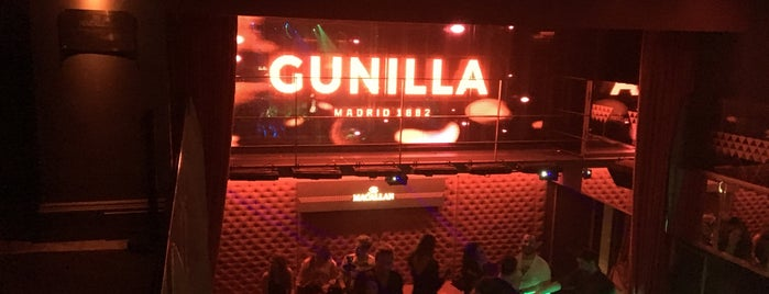 Gunilla Club is one of Neel'in Kaydettiği Mekanlar.