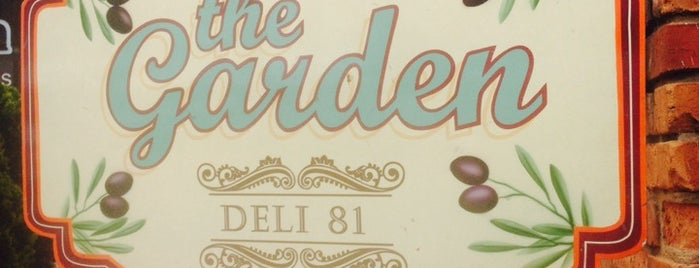 The Garden Deli 81 is one of Dog Friendly.