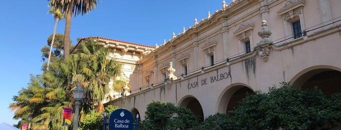 Casa de Balboa is one of Ankur : понравившиеся места.