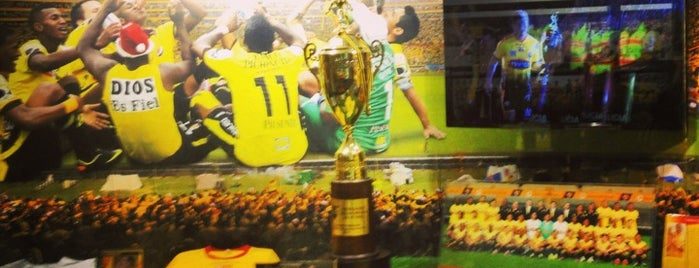Museo Barcelona Sporting Club is one of Ecuador.