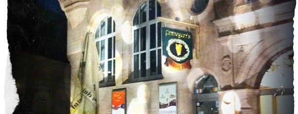 Finnegan's Irish Pub is one of Nuremberg's favourite places.