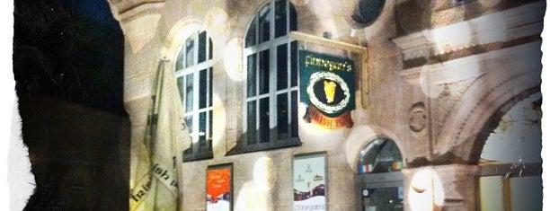 Finnegan's Irish Pub is one of Nuremberg's favourite places.