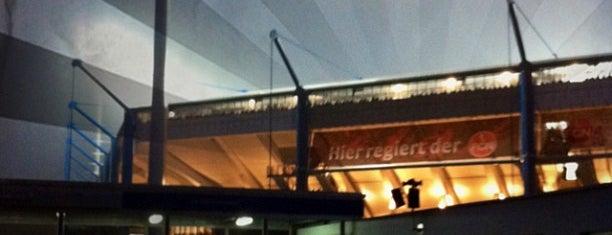 Max-Morlock-Stadion is one of International Sports~Part 1....