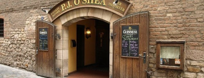O'Shea's is one of Nuremberg's favourite places.